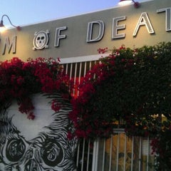 Photo taken at Museum of Death by David L. on 11/28/2011