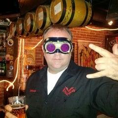 Photo taken at Metropolitan Coffeehouse & Wine Bar by Rick B. on 2/17/2012