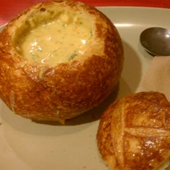 Photo taken at Panera Bread by Kris M. on 6/16/2012