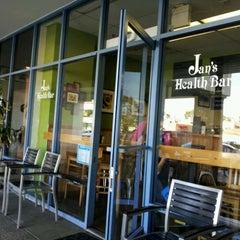 Photo taken at Jan's Health Bar by Michael C. on 6/5/2012