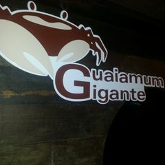 Photo taken at Guaiamum Gigante by Rodrigo F. on 7/26/2012