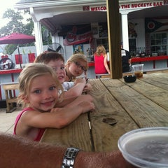 Photo taken at Buckeye Bar by Laura M. on 7/28/2012