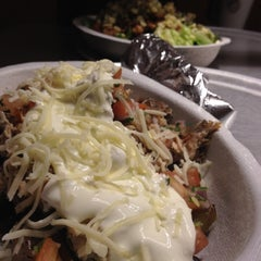 Photo taken at Chipotle Mexican Grill by Wes G. on 6/25/2012
