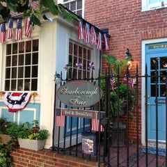 Photo taken at Scarborough Fair Bed & Breakfast by Barry W. on 6/8/2012