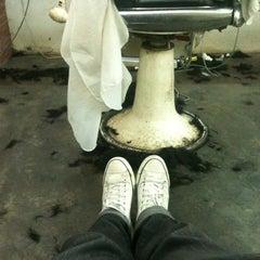 Photo taken at Gaya Ratna Hair Saloon by TheanSoon Ooi on 5/30/2012