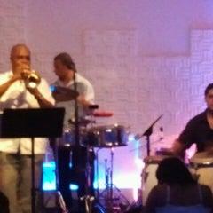 Photo taken at Somethin' Jazz Club by Ravish M. on 7/2/2012