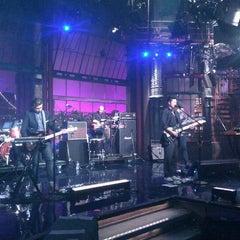 Photo taken at Ed Sullivan Theater by Jonathan G. on 6/7/2012