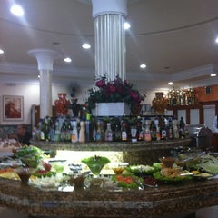 Photo taken at Boiadeiro Grill by Carlos Alberto B. on 4/13/2012