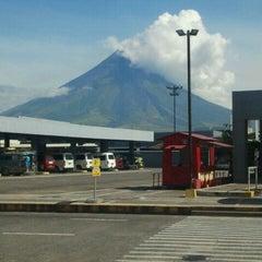 Photo taken at Legazpi City Grand Central Terminal by Honey M. on 5/21/2012