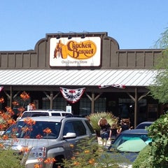 Photo taken at Cracker Barrel Old Country Store by Walt P. on 7/24/2012