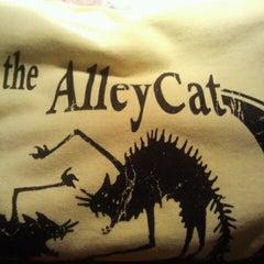 Photo taken at Alley Cat Lounge by Jennifer S. on 7/18/2012