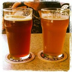 Photo taken at Broad Ripple Brew Pub by Amanda B. on 7/14/2012