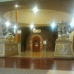 Photo taken at King Spa & Sauna by Wonju J. on 8/24/2012