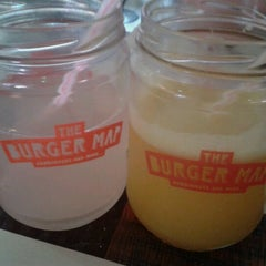 Photo taken at The Burger Map by Mauricio V. on 6/30/2012