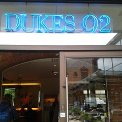 Photo taken at Dukes 92 by Sebastonto on 6/14/2012