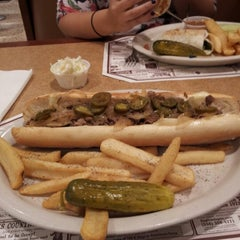 Photo taken at Seven Star Diner by Paul C. on 8/27/2012