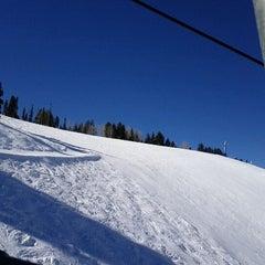 Photo taken at Solitude Mountain Resort by Christina C. on 2/24/2012