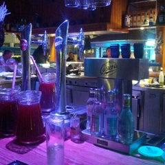 Photo taken at Bar Chiringuito Antonio Jaime by Rafael P. on 8/1/2012
