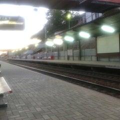 Photo taken at Cercanías El Barrial-Centro Comercial Pozuelo by Jesus .. on 8/4/2012