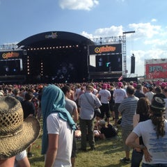 Photo taken at Pinkpop by Franklin F. on 5/28/2012