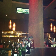 Photo taken at Spice Route Asian Bistro + Bar by Jason Stephen A. on 9/10/2012
