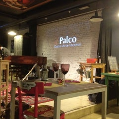 Photo taken at Il Palco by Settimo C. on 3/18/2012