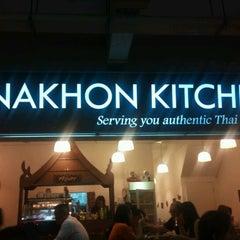 Photo taken at Nakhon Kitchen by Luigi D. on 2/11/2012