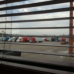 Photo taken at MidWest Travel Plaza by Steve A. a. on 3/18/2012