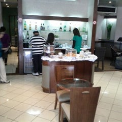 Photo taken at MIASCOR Business Lounge by John on 5/24/2012