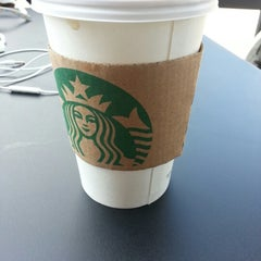 Photo taken at Starbucks by Ryuk A. on 8/15/2012