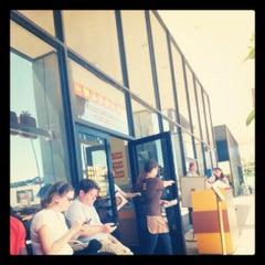 Photo taken at The Waffle by Brett V. on 9/3/2012