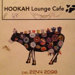 Photo taken at Hookah Lounge Cafe by M on 6/25/2012