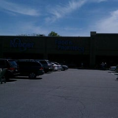 Photo taken at Kroger by Johnny W. on 4/7/2012