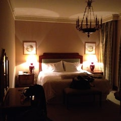 Photo taken at The Westin Palace Milan by Sergey on 9/1/2012