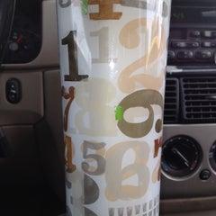 Photo taken at Starbucks by Boz on 4/23/2012