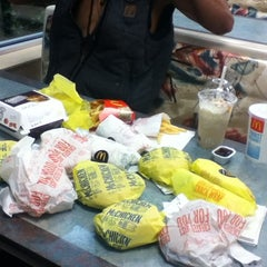 Photo taken at McDonald's by Mallé H. on 8/26/2012