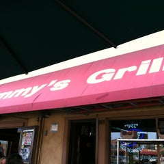 Photo taken at Jimmy's Grill by AJ B. on 3/22/2012