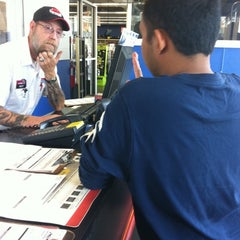 Photo taken at Pep Boys Auto Parts & Service by Shahrul A. on 8/16/2012