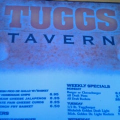 Photo taken at Tuggs River Saloon by Kayla B. on 8/31/2012