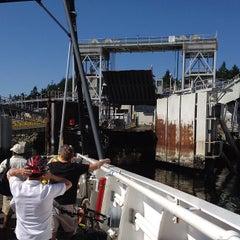 Photo taken at Swartz Bay Ferry Terminal by Steve T. on 8/16/2012