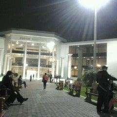 Photo taken at Facultad de Derecho - Universidad de San Martín de Porres by Anthony L. on 8/28/2012