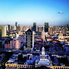 Photo taken at The Portman Ritz-Carlton, Shanghai by Els R. on 9/6/2012