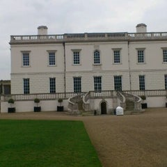 Photo taken at Queen's House by Fizah A. on 1/30/2012