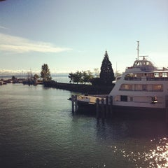 Photo taken at Romanshorn Hafen by Tobias on 5/22/2012