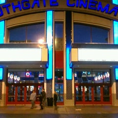Photo taken at MJR Southgate Digital Cinema 20 by Kimi M. on 12/31/2011