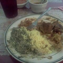 Photo taken at Chola Indian Restaurant by Mark Villalobos @. on 8/19/2011