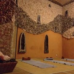 Photo taken at King Spa & Sauna by Pita P. on 1/28/2012