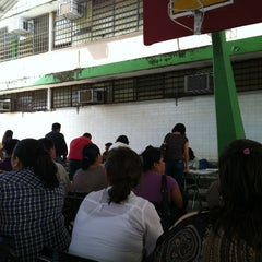 Photo taken at Secundaria Técnica no. 1 by Marco L. on 7/11/2012