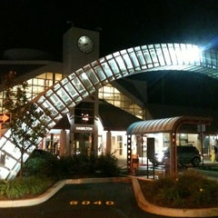 Photo taken at NJT - Hamilton Station (NEC) by Garick G. on 10/17/2011