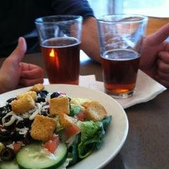 Photo taken at Sammy Perrella's Pizza & Restaurant by Anne D. on 4/20/2012